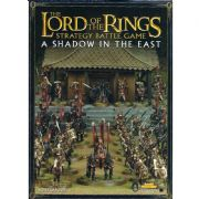 The Lord of the Rings A Shadow in the East rulebook 2005